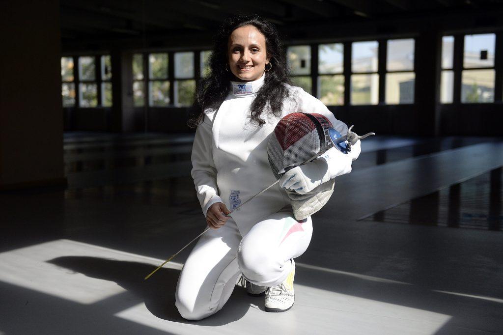 Ungarische Fechterin Aida Mohamed schreibt Geschichte der Olympischen Spiele post's picture