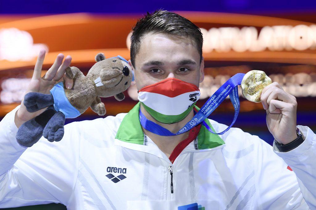 Schwimm-EM in Budapest: Ungarn gewinnt zweites Gold post's picture