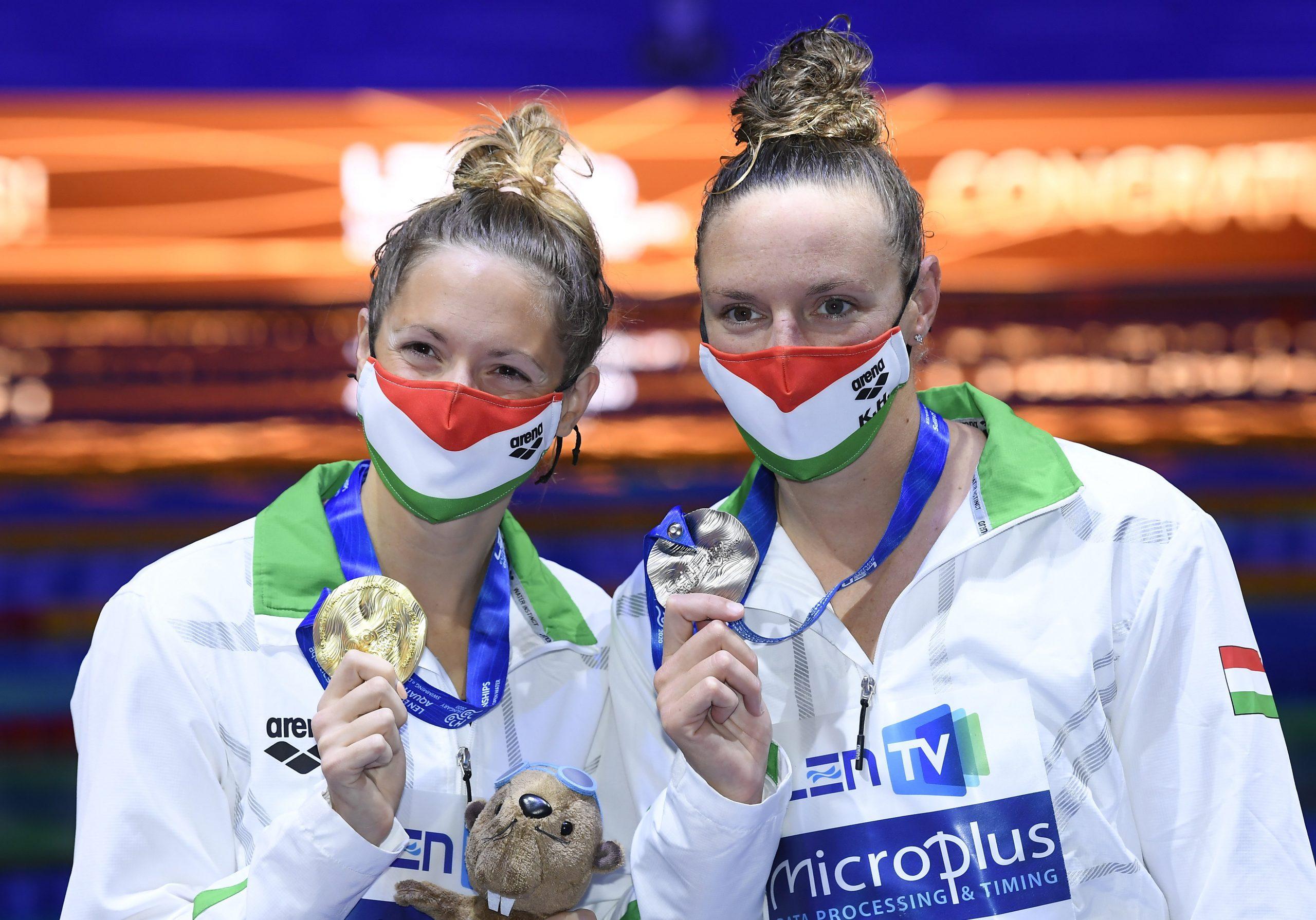 Schwimm-EM: Kapás gewinnt Ungarns drittes Gold