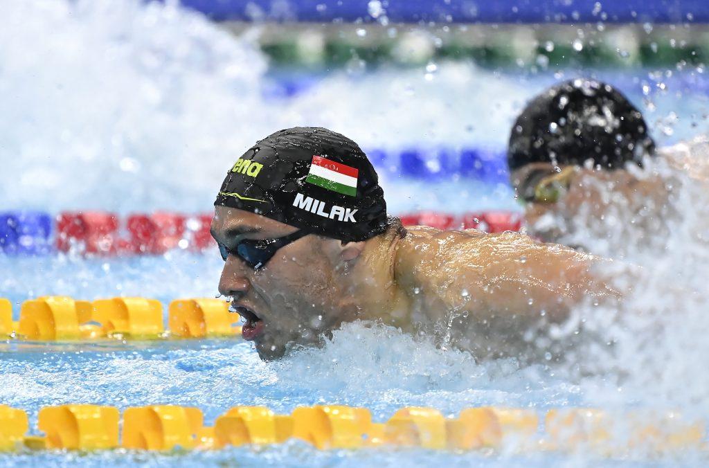 15 ungarische Medaillen bei den Schwimm-Europameisterschaften in Budapest post's picture