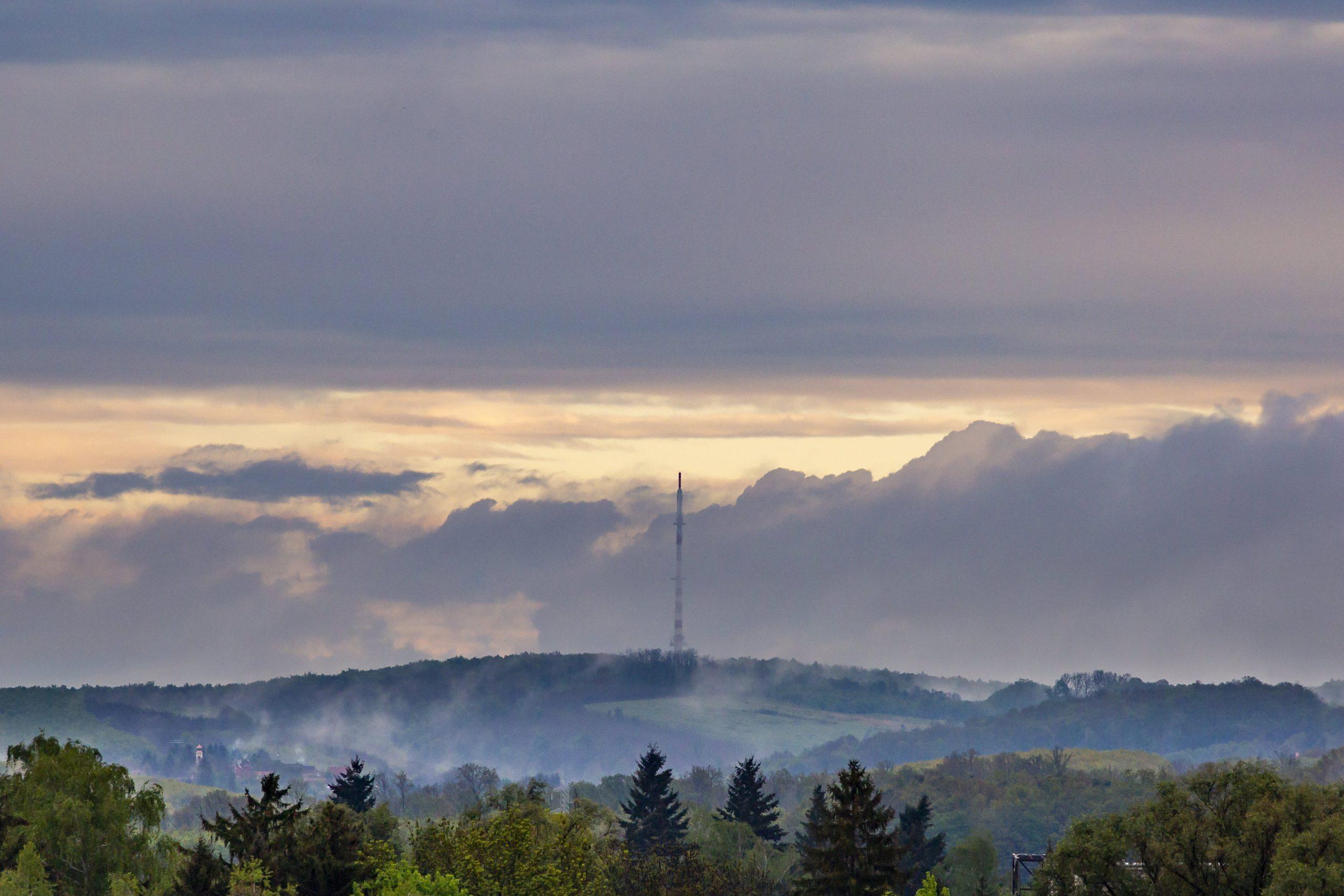 Kältester April des Jahrhunderts in Ungarn
