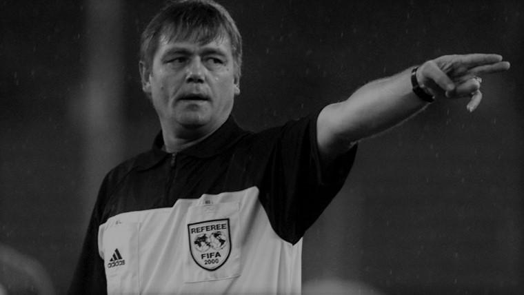 Weltberühmter ungarischer Schiedsrichter Sándor Puhl verstorben post's picture