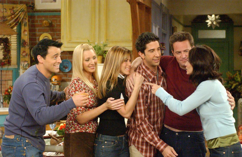 """Kennen Sie die ungarischen Fäden in """"Friends""""? post's picture"""