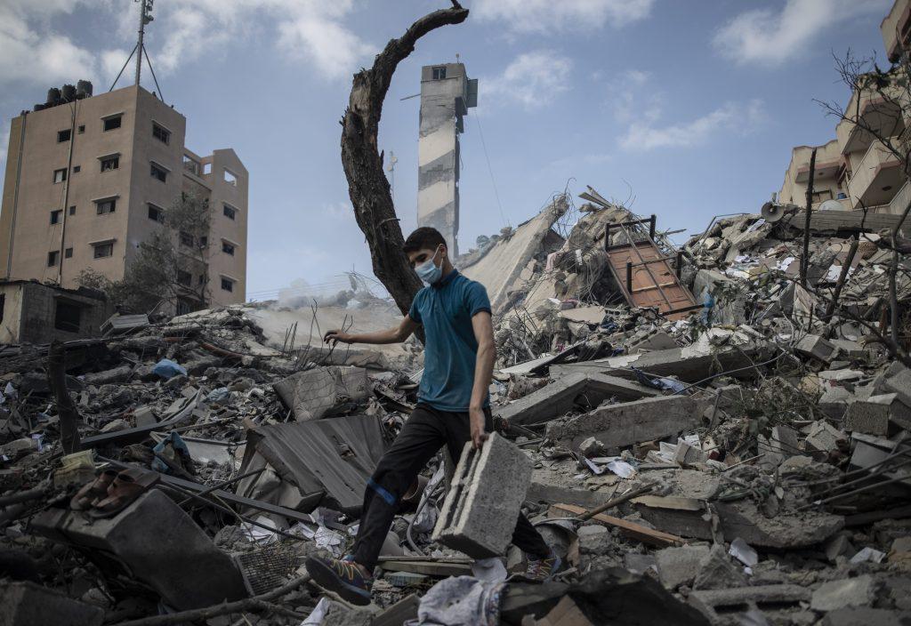 """Staatssekretär Menczer: """"Wir lehnen es ab, wenn jemand Israel und Hamas als gleichwertig ansieht"""" post's picture"""