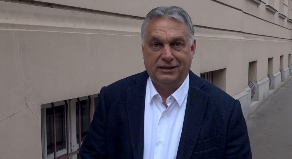 Viktor Orbán wünscht den Abiturienten viel Erfolg