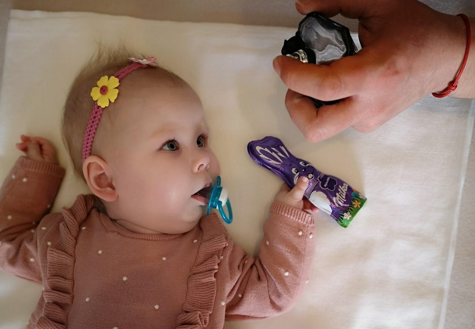 Erstes Kind mit Spinaler Muskelatrophie (SMA) erhält staatliche Unterstützung