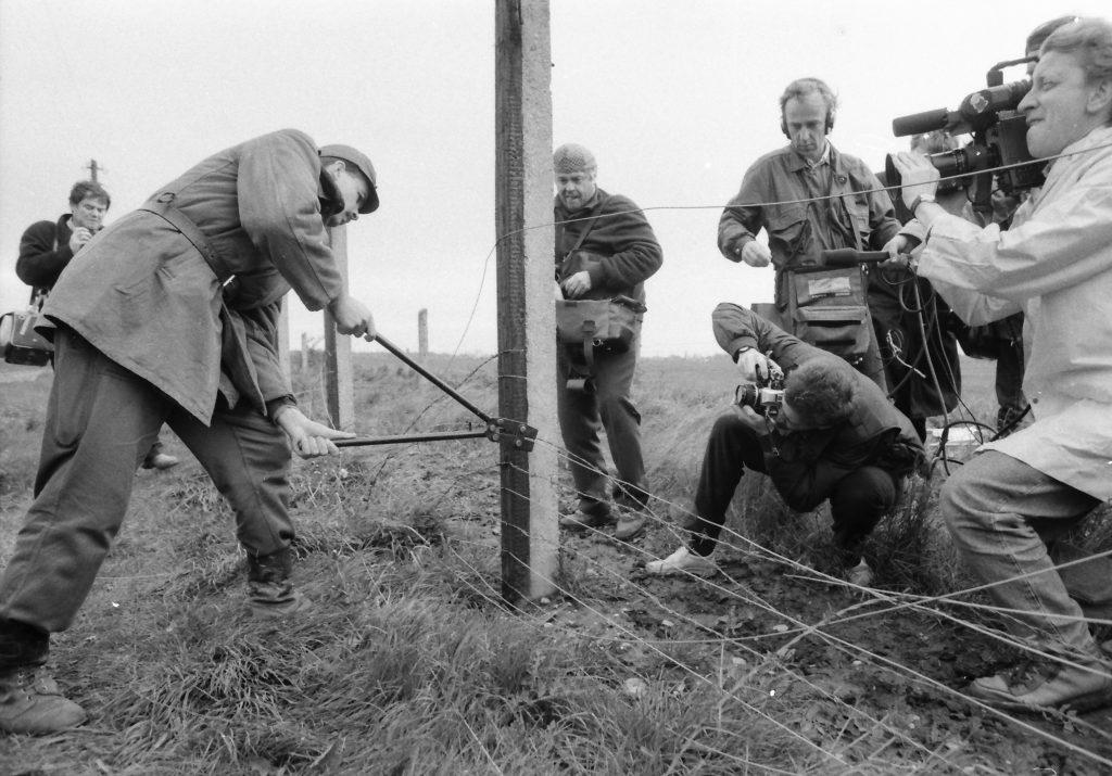 """""""Border(hi)stories"""": Neues Projekt über die 100-jährige Geschichte der österreichisch-ungarischen Grenze"""