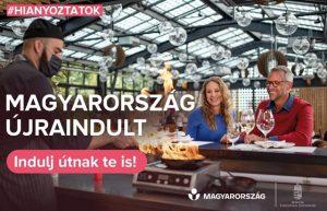 """Tourismusagentur auf Plakaten: """"Ungarn Neugestartet!"""""""