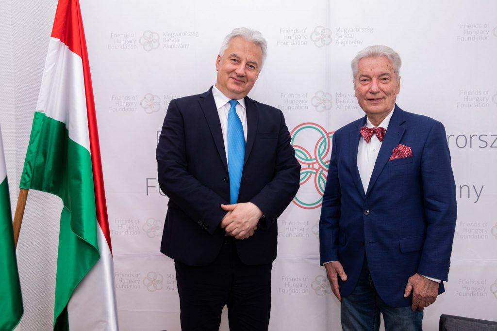"""""""Die ungarische Nation kann nur überleben, wenn jeder Teil von ihr überlebt"""", Konferenz der Freunde Ungarns post's picture"""