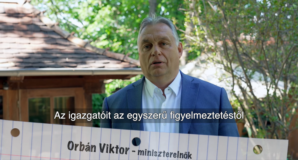Kindertag: Orbán beantwortete Fragen von Kindern, Oppositionsparteien  kritisieren Familienpolitik post's picture