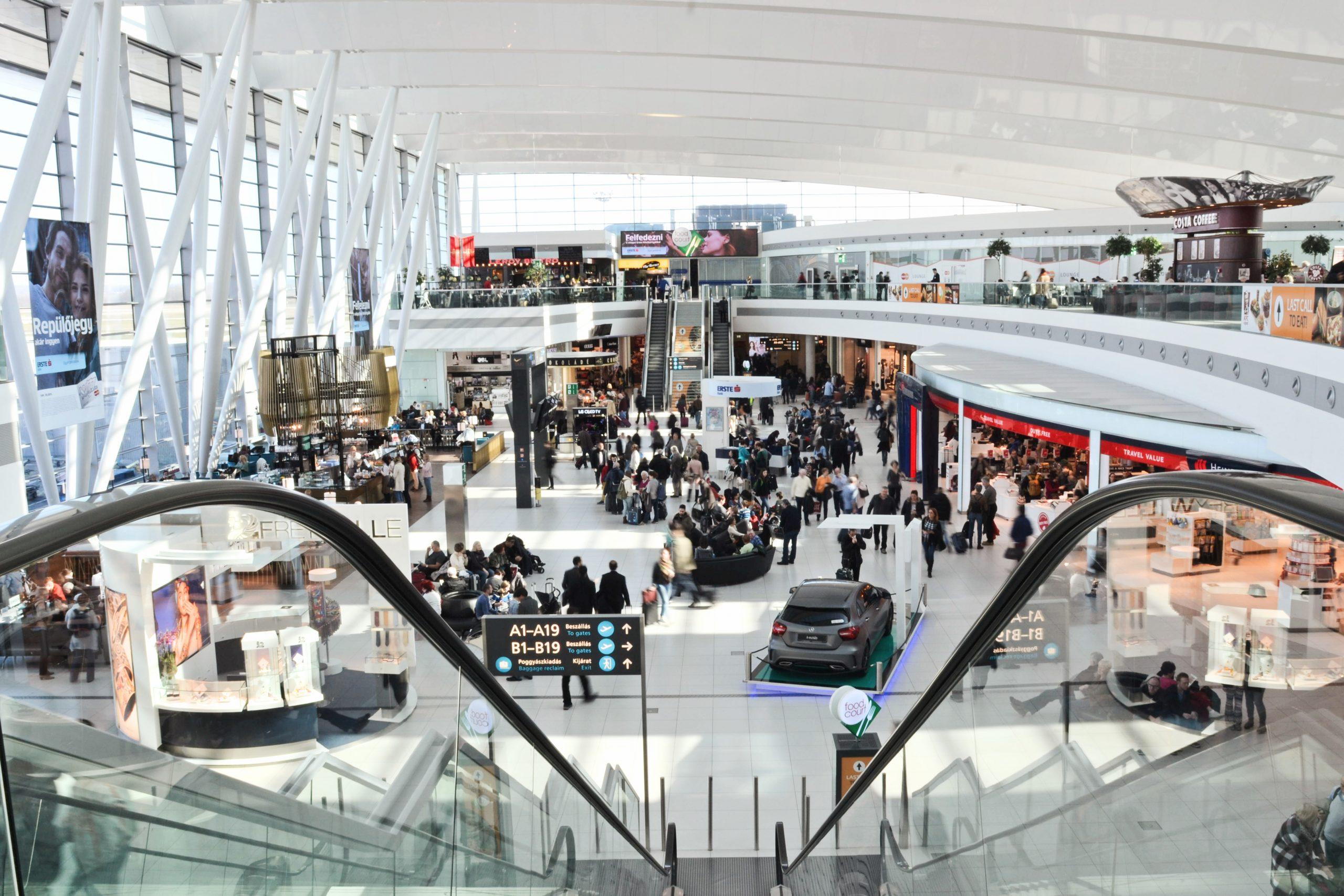 Budapest Airport unterzeichnet