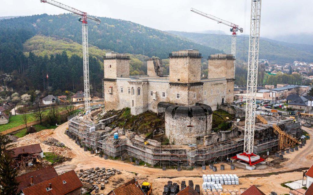 Renovierung des Lieblingsschlosses von König Ludwig dem Großen – Atemberaubende FOTOS!