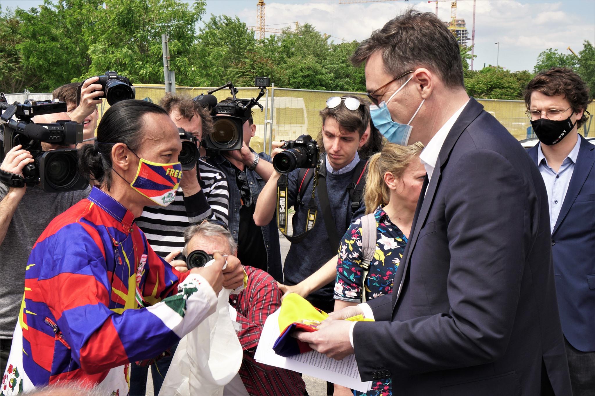 Chinesische Regierung kritisiert Straßenumbenennungen in Budapest
