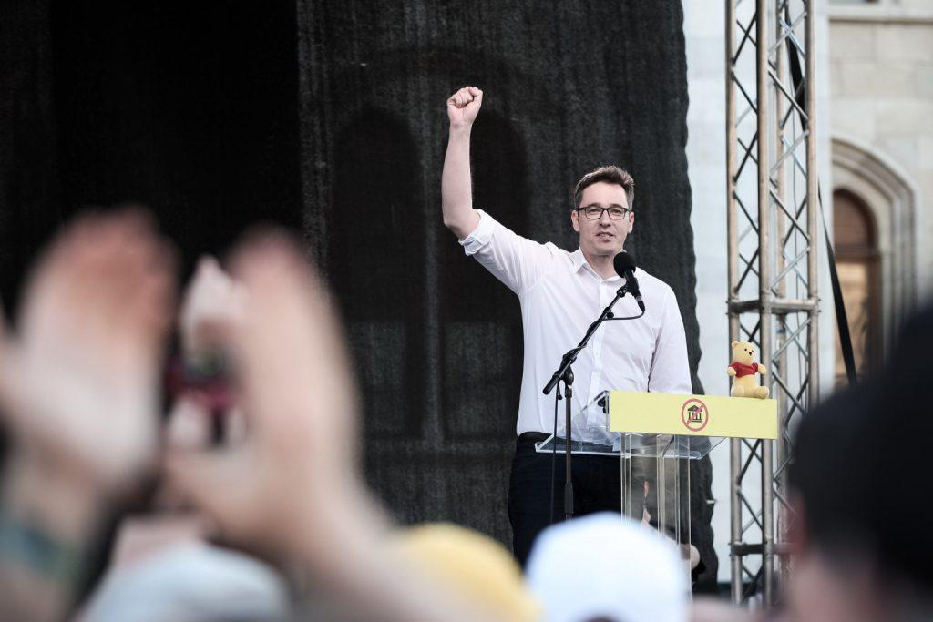 """Budapester Bürgermeister: """"Wir werden ein Referendum über die Studentenstadt vorbereiten"""" post's picture"""