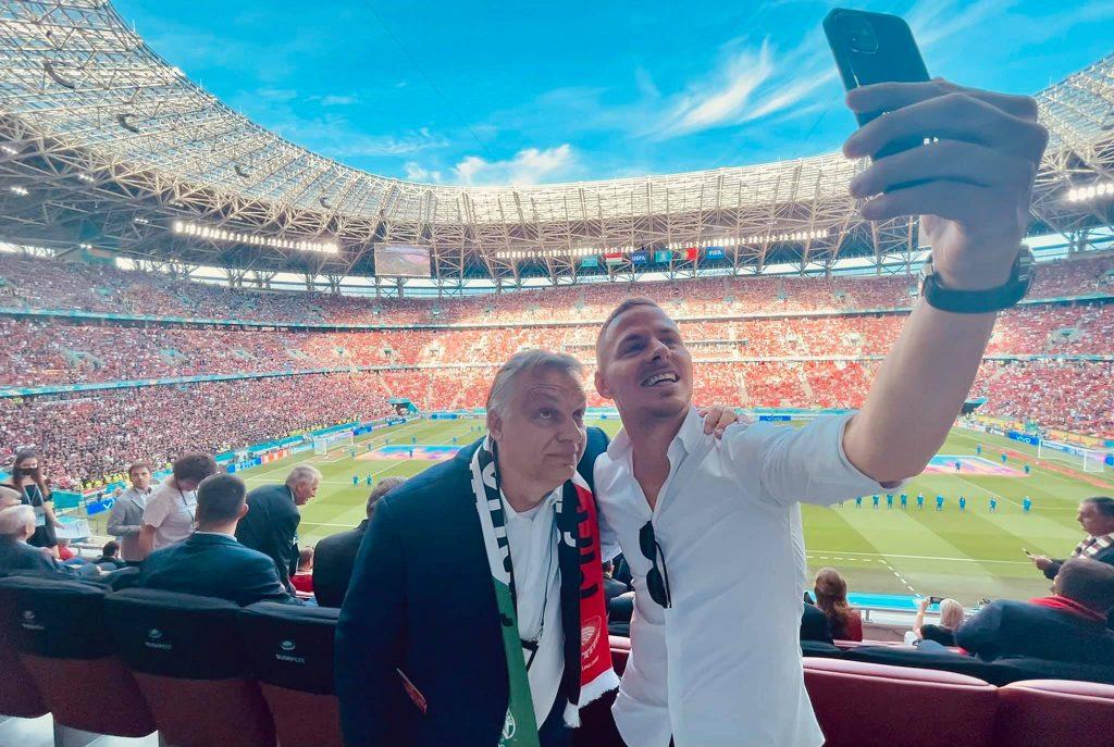 """EURO 2020: """"In Fußball vereint"""" – So drücken ungarische Politiker die Daumen"""