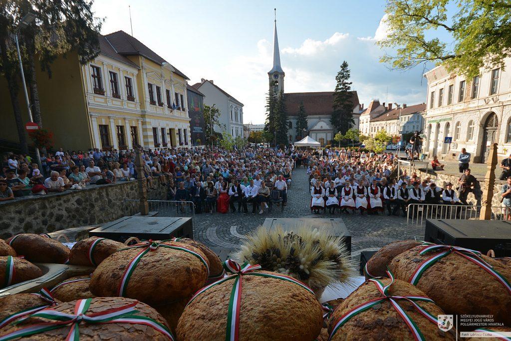 """Székelyudvarhely, Siebenbürgens """"ungarischste Stadt"""" post's picture"""