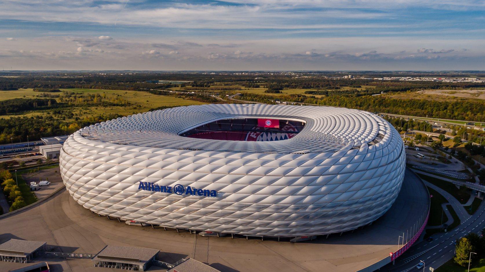 EURO 2020: Doch keine Regenbogen-Beleuchtung beim Spiel Deutschland-Ungarn