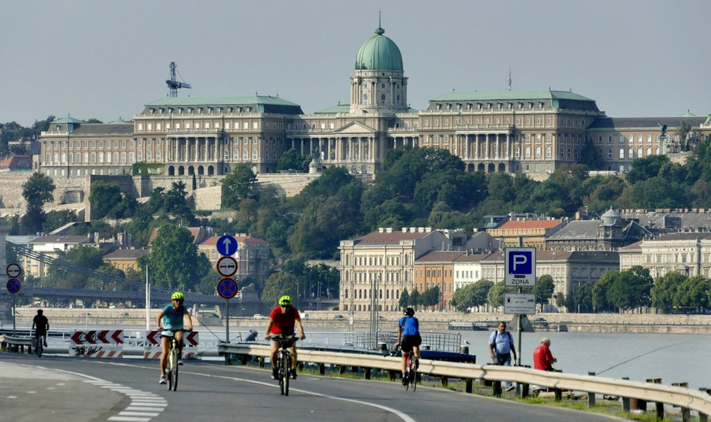 Umbau des Budapester Donauufers beginnt post's picture