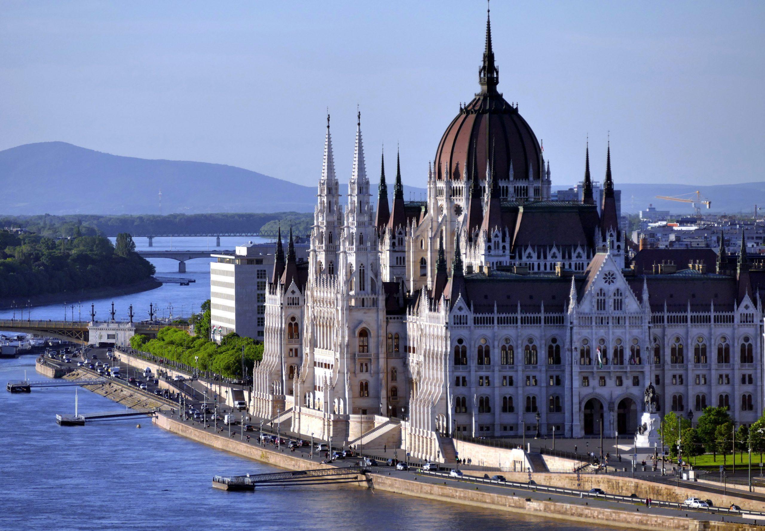 Trianon 101: Parlament öffnet seine Türen am Tag des