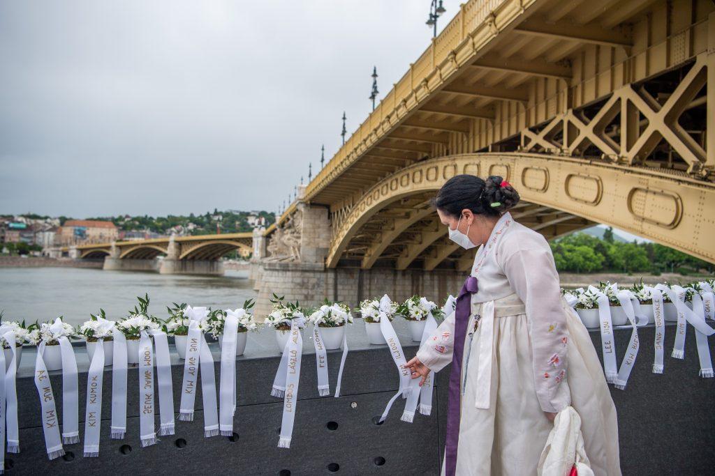 Gedenkstätte für die Opfer der Donaukollision eingeweiht post's picture