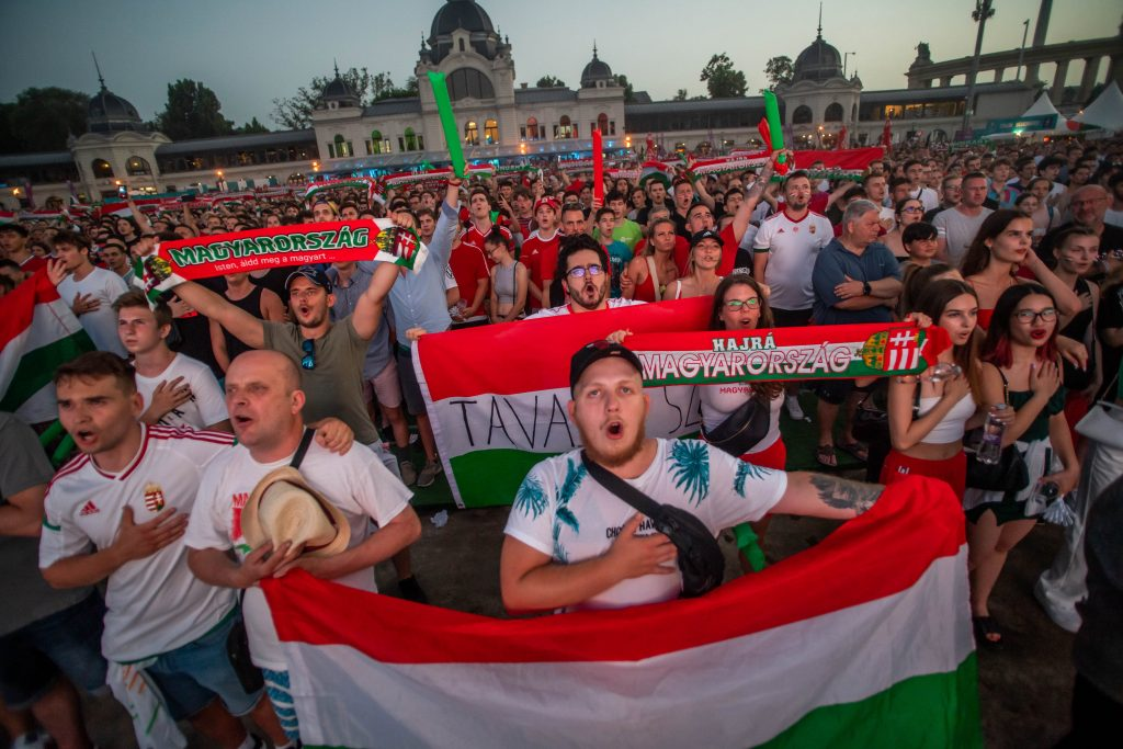 So haben die ungarischen Fans ihre Mannschaft unterstützt – Fotos! post's picture