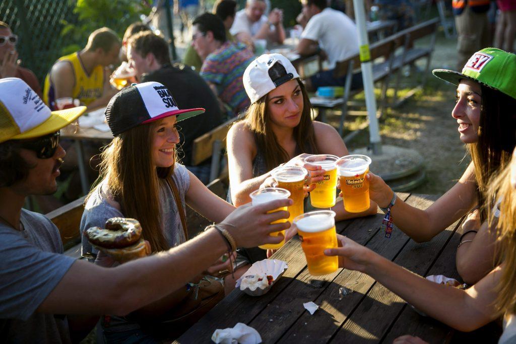 Plattensee: Ein Bier kostet schon 1000 Forint post's picture