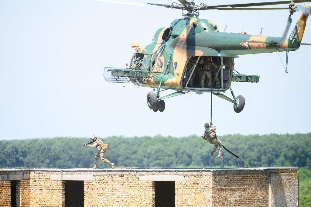 """Militärübung """"Black Swan"""": """"Ungarische Truppen sind gut vorbereitet"""" – FOTOS"""