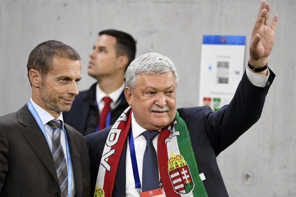 """CEO des Fußballverbandes: """"Die ungarische Nationalelf kann eine der besten werden"""" post's picture"""