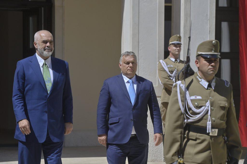 Orbán: Ungarn unterstützt Albaniens EU-Beitritt post's picture