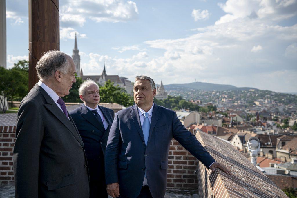 "Orbán: ""Null Toleranz bei Antisemitismus in Ungarn"" post's picture"