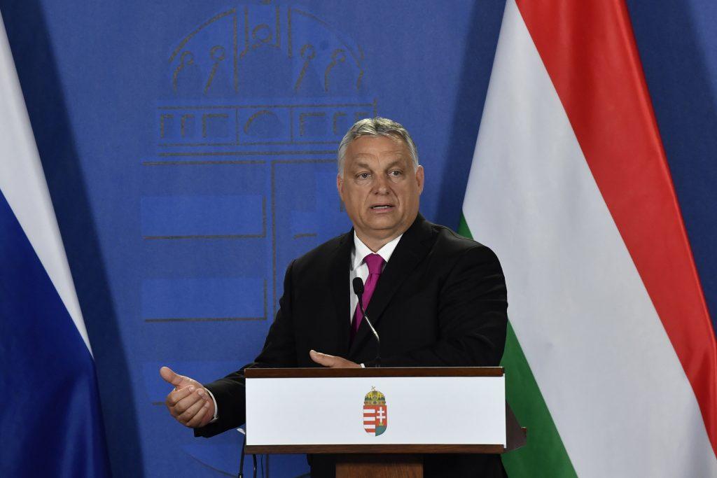 """Orbán: """"Regierung untersucht die Teuerung von Baustoffpreisen"""" post's picture"""