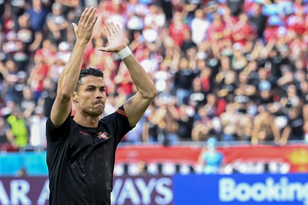 EURO 2020: Budapester Aktion von Ronaldo hat Coca-Cola 4 Milliarden Dollar gekostet post's picture