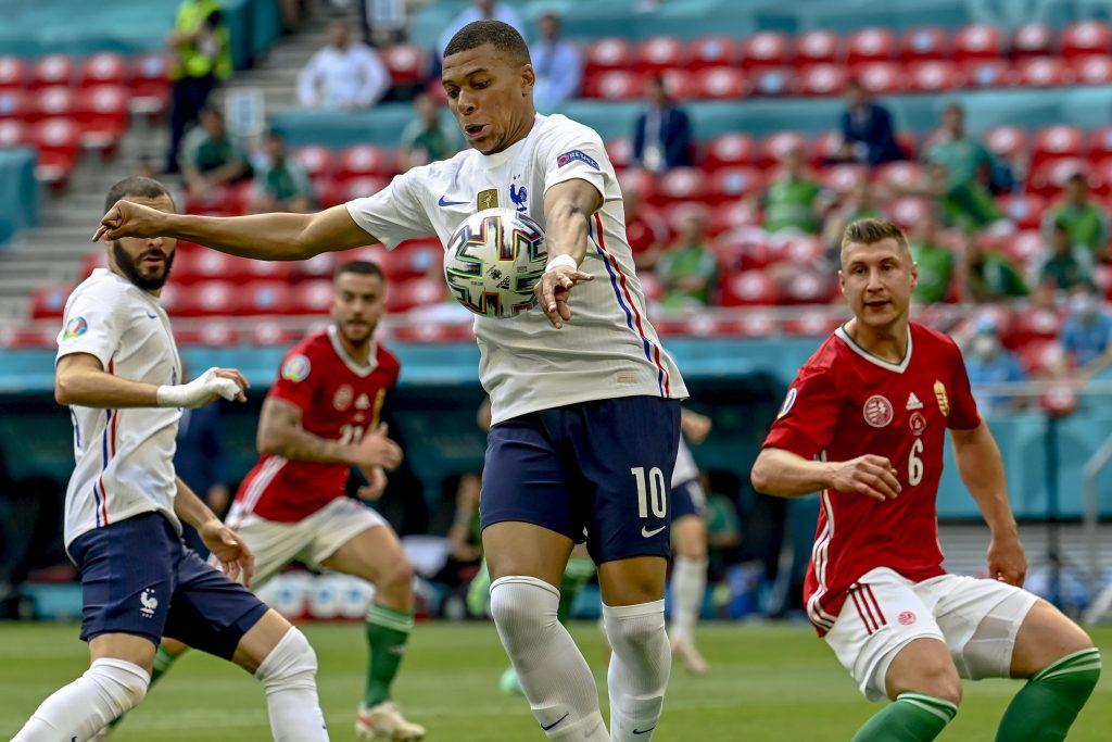 EURO 2020: Affenlaute in Budapest? Frankreichs Spieler sollen rassistisch beschimpft worden sein post's picture