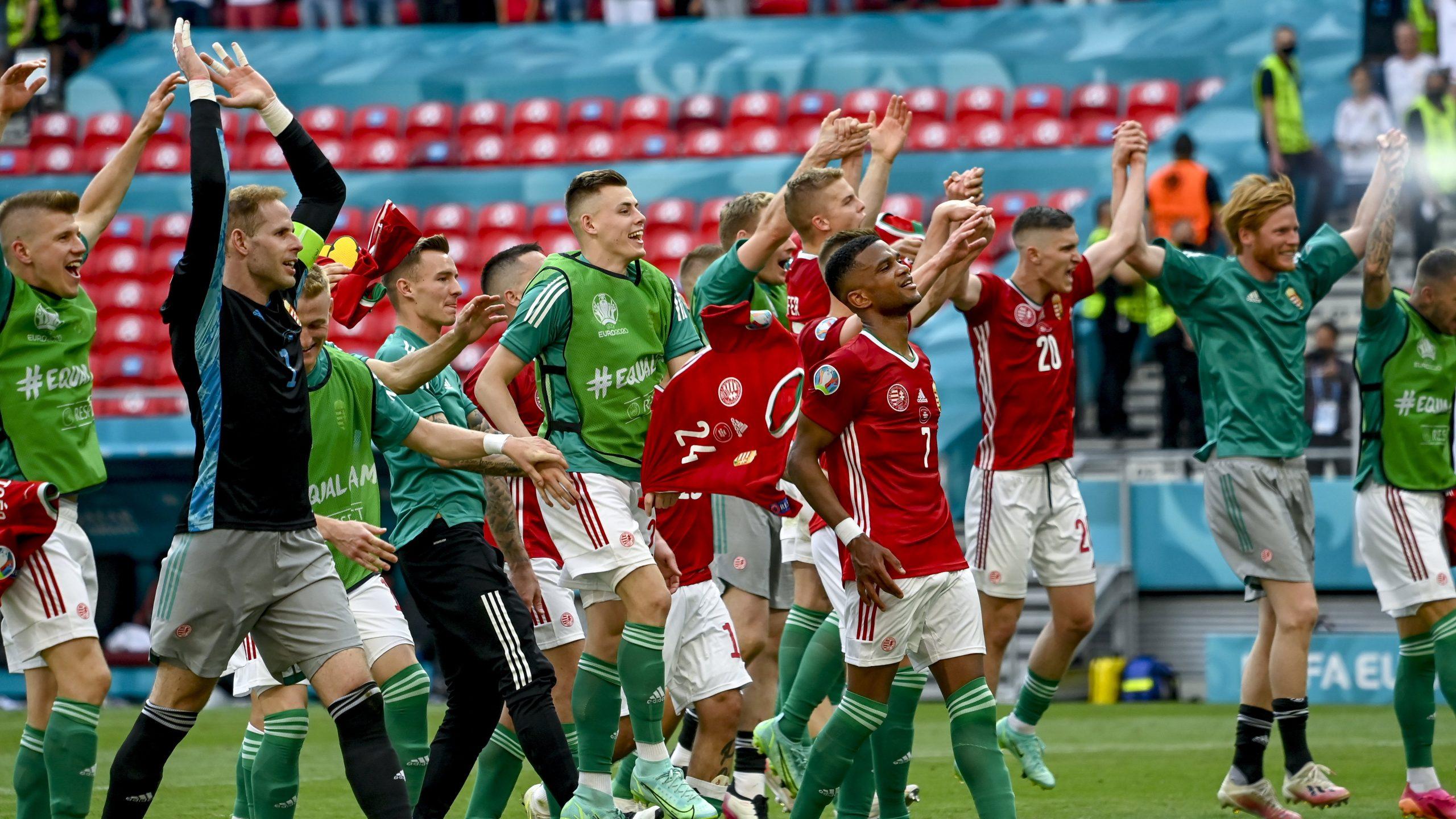 EURO 2020: Ungarn spielt unentschieden gegen Weltmeister Frankreich!