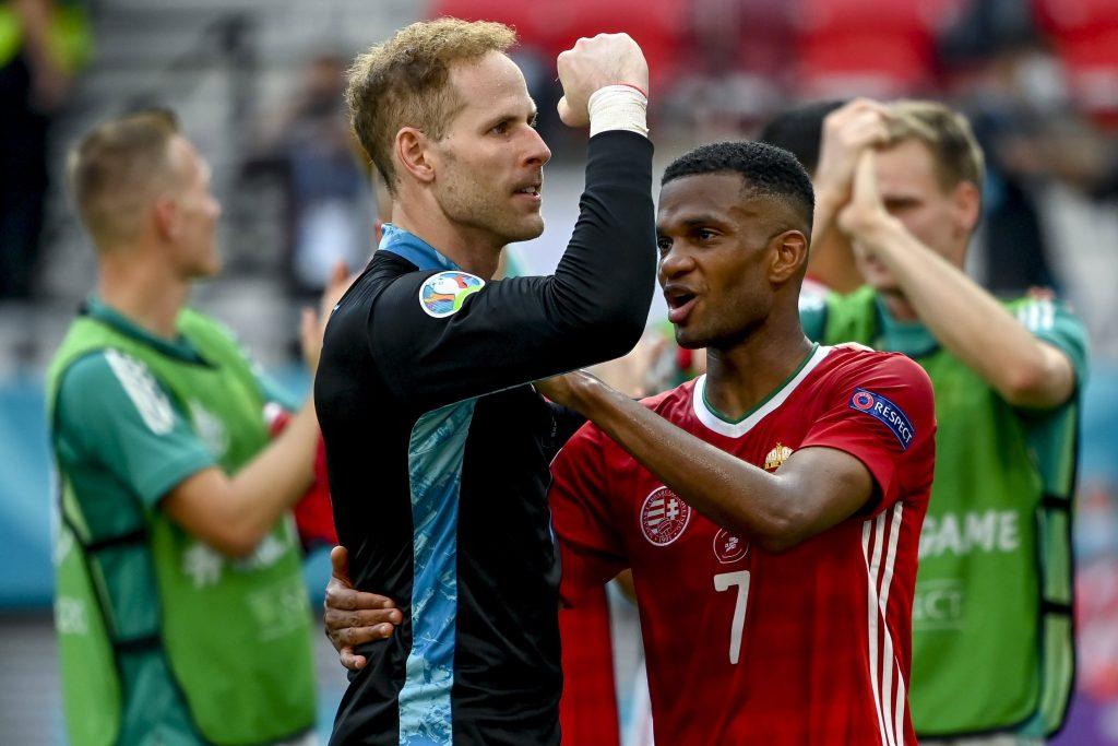 """Torwart Gulácsi: """"Ich glaube, dass die ungarischen Fans zwar weniger, aber lauter werden"""" post's picture"""