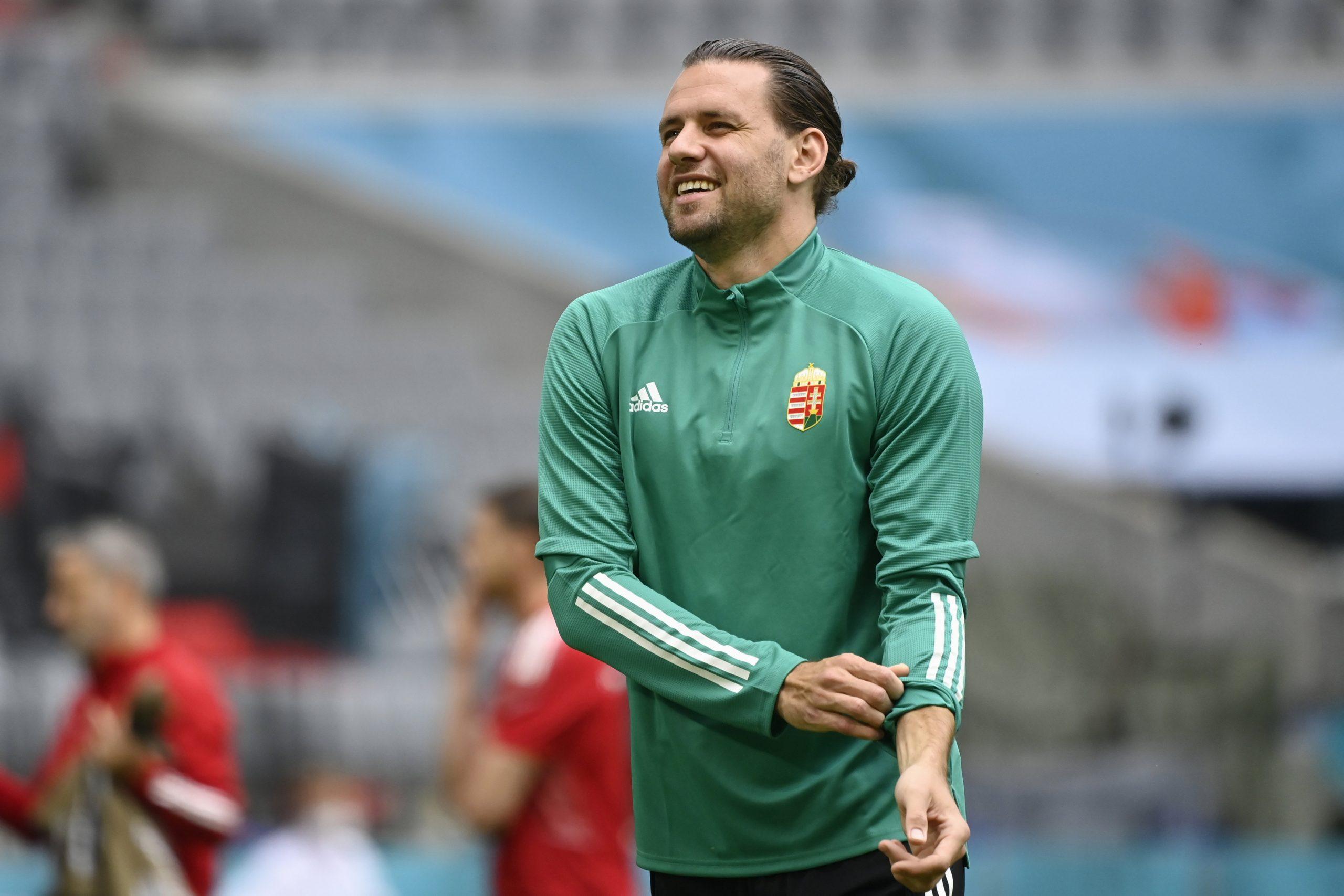 EURO 2020: Ungarns Kapitän Szalai siebtbester der EM geworden!