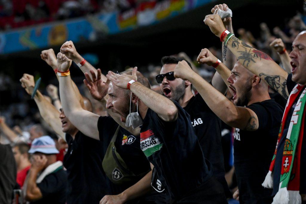 Deutschland-Ungarn: Bayerische Polizei nahm 18 ungarische Fans fest post's picture