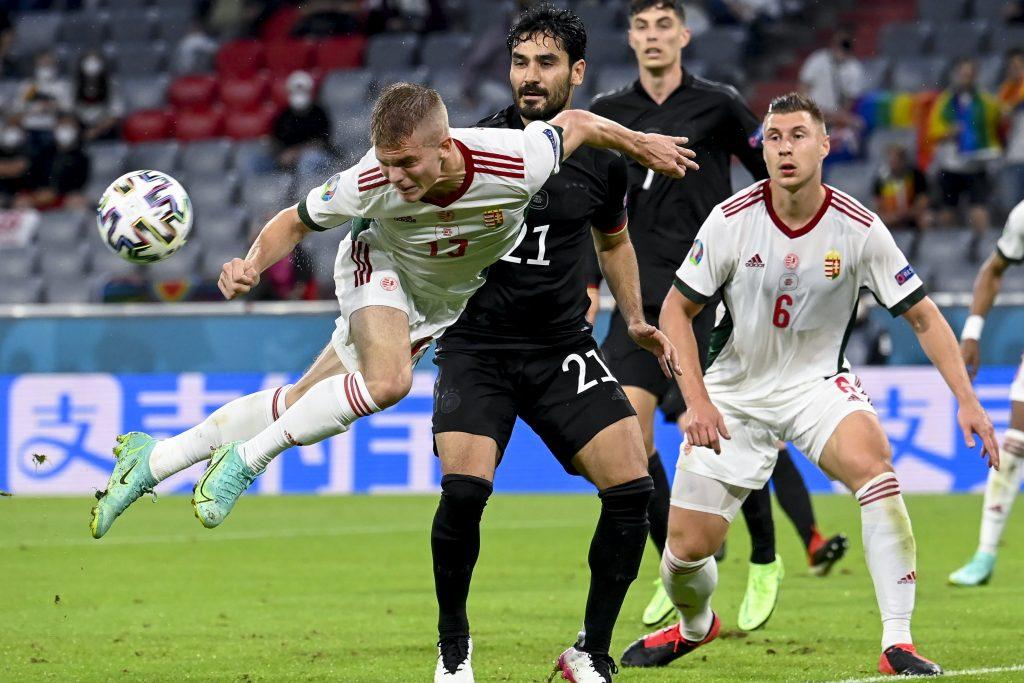 Mit einem sensationellen Spiel verabschiedet sich Ungarn vom Fußball-EM post's picture