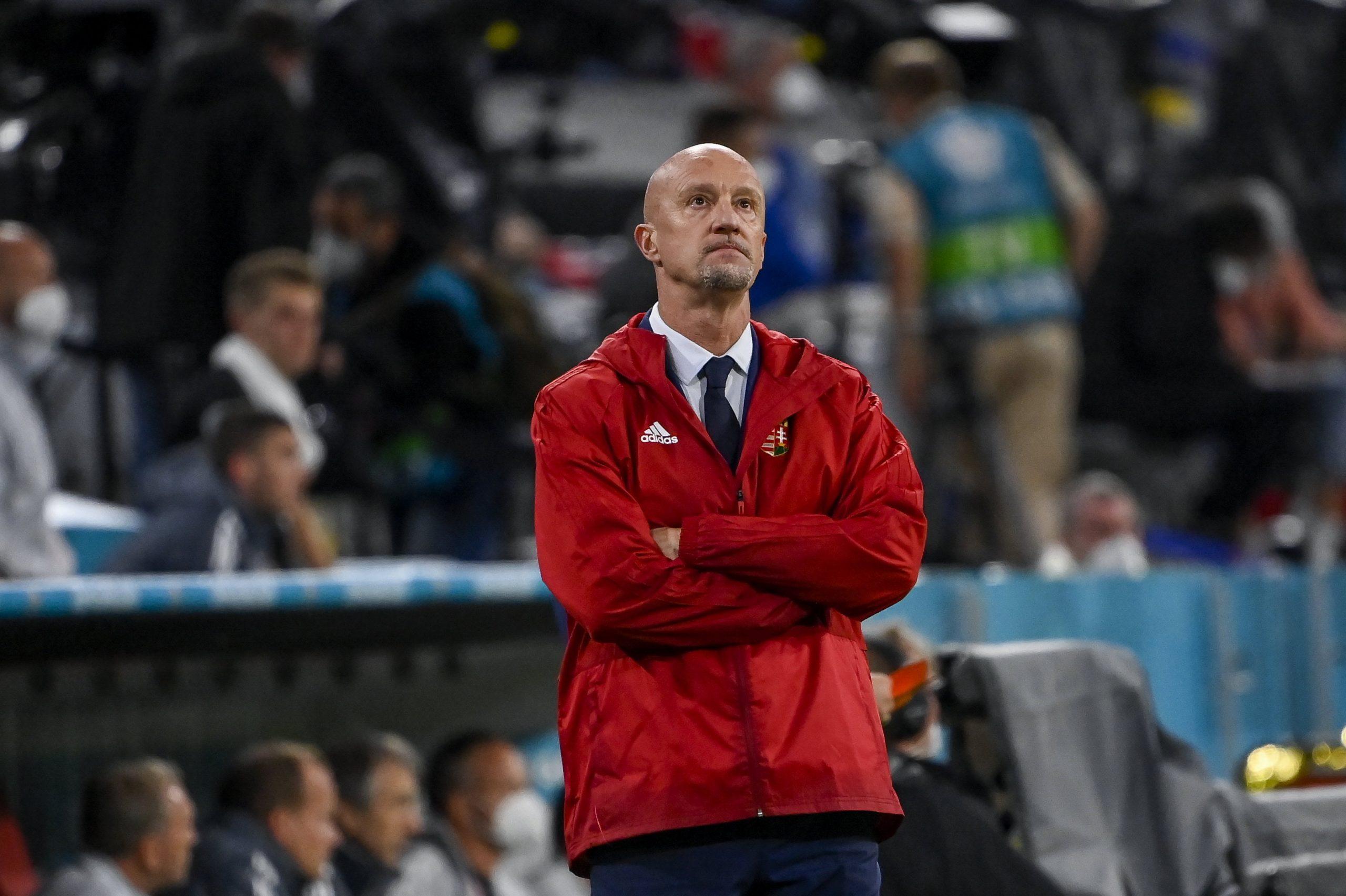 Marco Rossi: Auf das Spiel gegen Deutschland kann jeder Ungar stolz sein