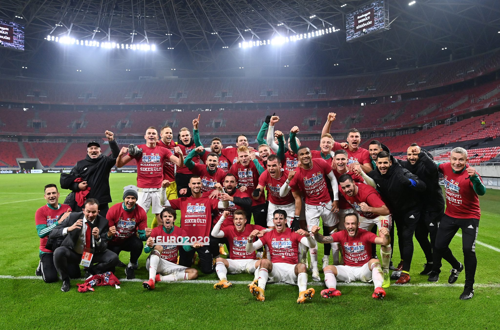 Wie sehen Ungarns Chancen in der schwersten Gruppe der Fußball-EM aus?
