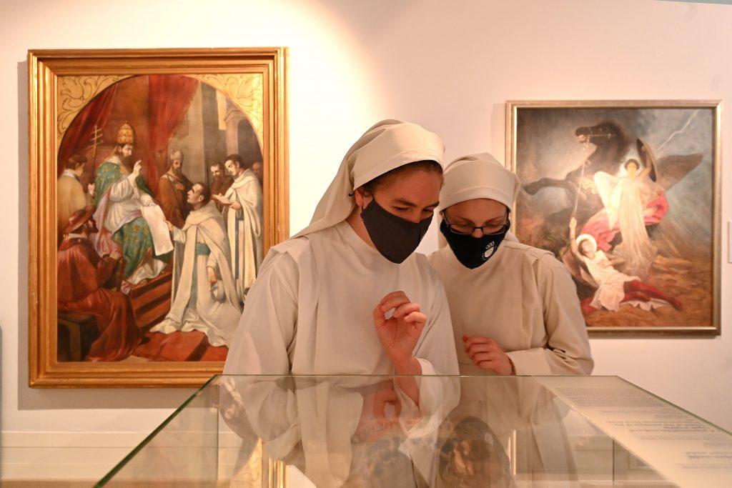 Ausstellung zu 900 Jahre Prämonstratenserorden post's picture
