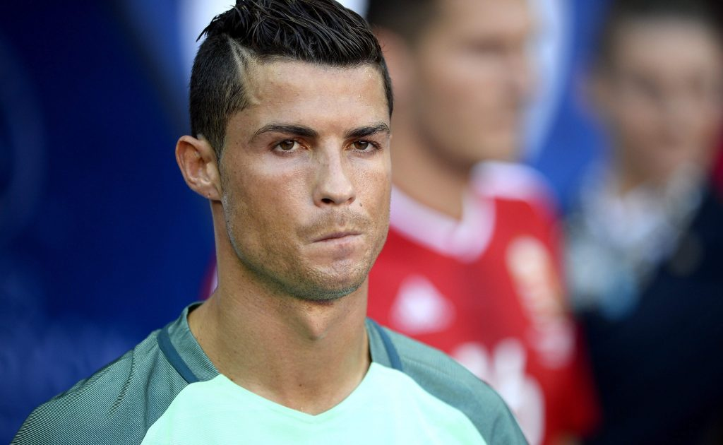 Ronaldo: Ich wünschte, die Stadien wären überall ausverkauft, wie in Budapest post's picture