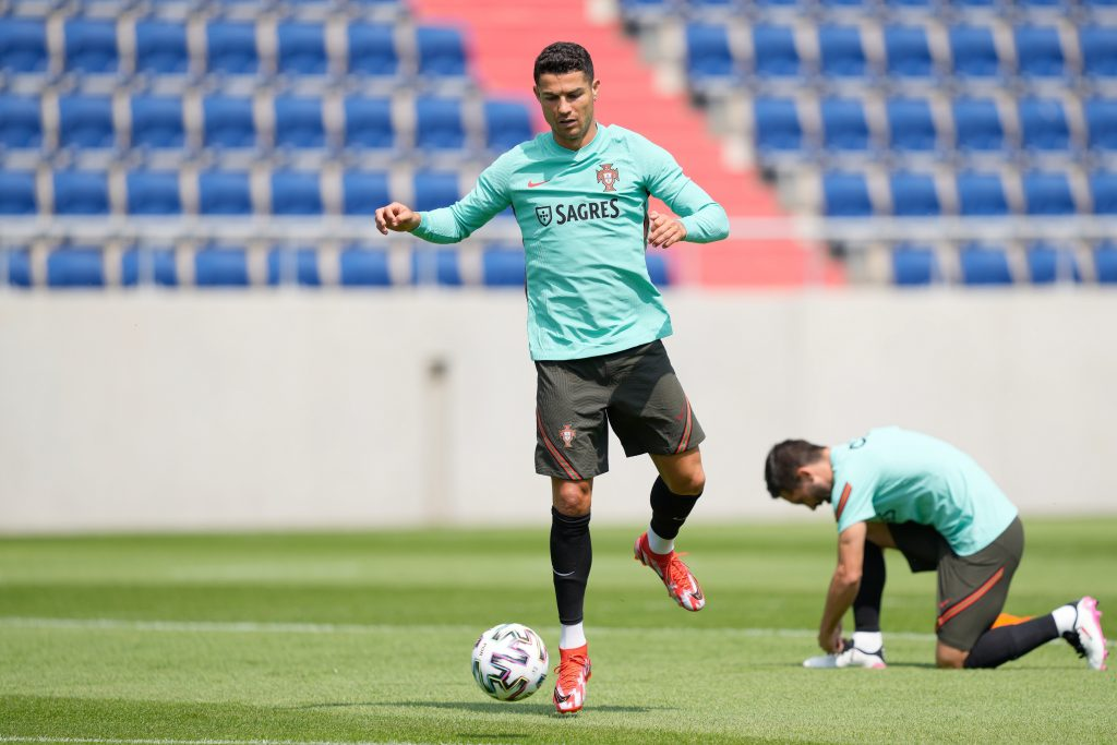 EURO 2020: Ronaldo und Pogba über ihre Chancen gegen Ungarn post's picture