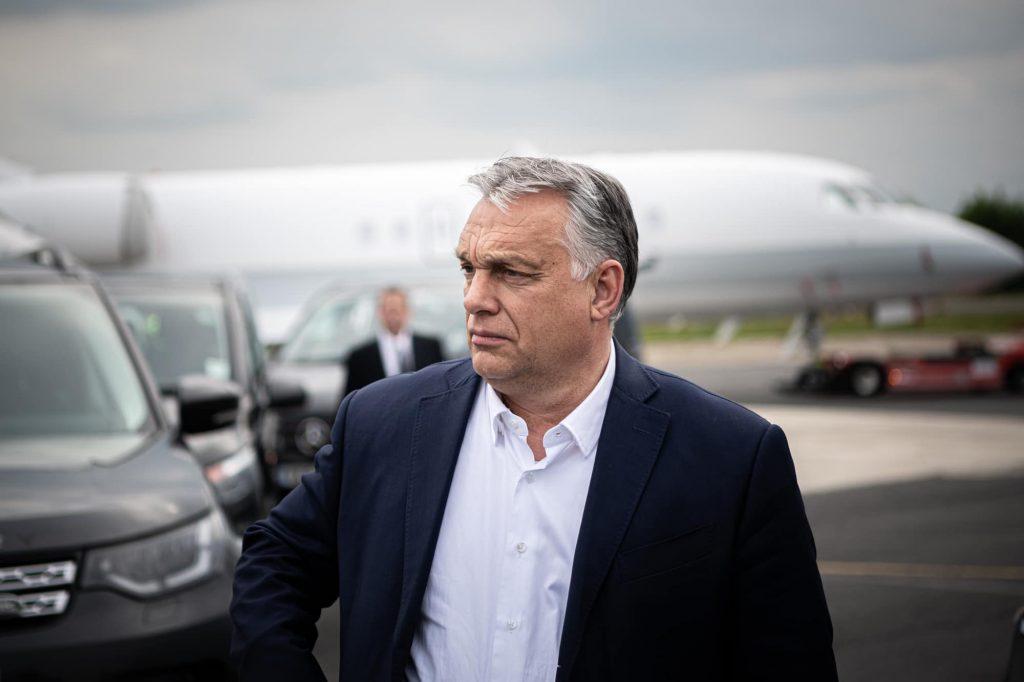 Orbán wirbt für seine 7 Punkte für Europa in ausländischen Zeitungen post's picture