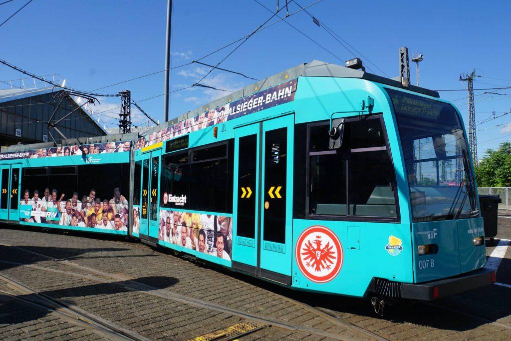 Budapest kauft gebrauchte Straßenbahnen von Frankfurt a. M. post's picture