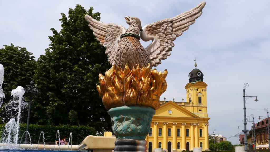 """Debrecen bewirbt sich für den Titel """"UNESCO-Literaturstadt"""" post's picture"""