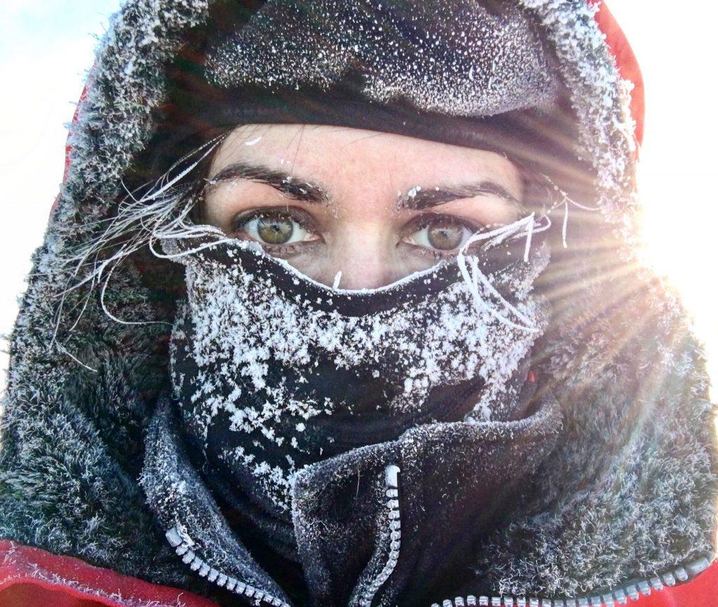 """""""Auf der Suche nach der Schönheit in der Polarforschung"""" – Interview mit Esther Horvath FOTOS! post's picture"""