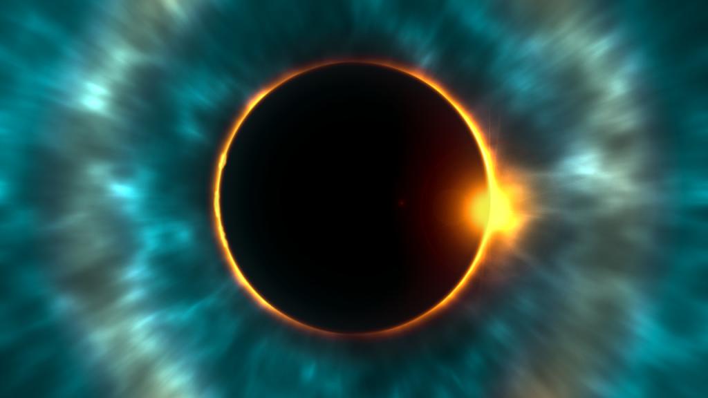 Heutige Sonnenfinsternis auch in Ungarn sichtbar post's picture
