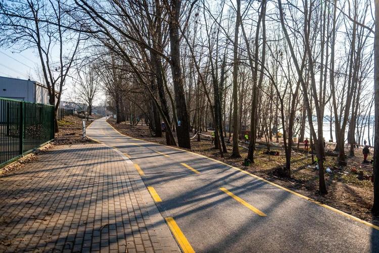 Donauradweg zwischen Budapest und dem Donauknie durchgängig befahrbar post's picture