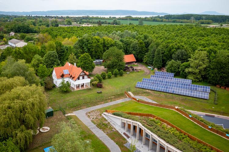 Klein-Plattensee: Forschungshaus des Besucherzentrums wurde erneuert – Fotos! post's picture